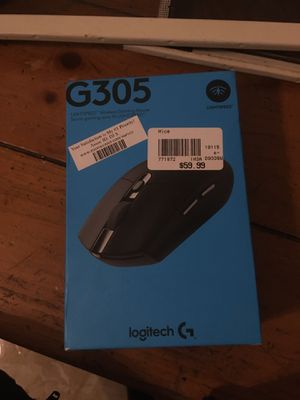 Gaming mouse wireless for Sale in Chicago, IL