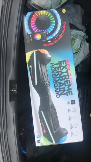 Rave by Jetson Extreme Terrain Hoverboard for Sale in Lynwood, CA