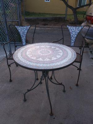 Vintage patio set for Sale in San Marcos, CA