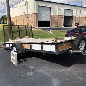 2005 Trailer 8x12 for Sale in Fort Myers, FL