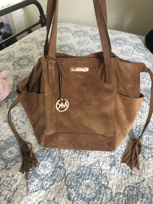 Michael Kors suede hobo bag for Sale in Cleveland, OH