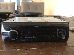 Ken wood car stereo for Sale in Ashburn, VA