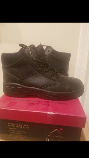 Black Work Boots for Sale in Pikesville, MD
