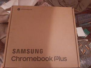 Brand new samsung chromebook plus V2 for Sale in Princeton, WV
