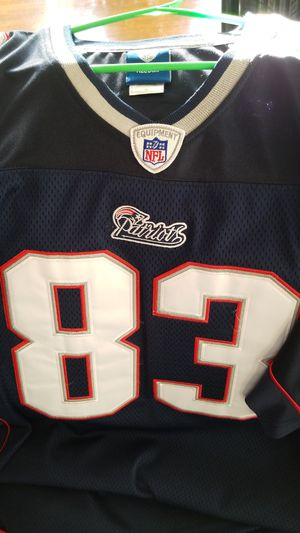 NE Patriots #83 Welker Jersey Size 52 Reebok No Stains or Rips for Sale in Philadelphia, PA