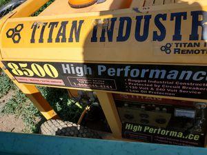 8500w & 7500w generators for Sale in Thornton, CO