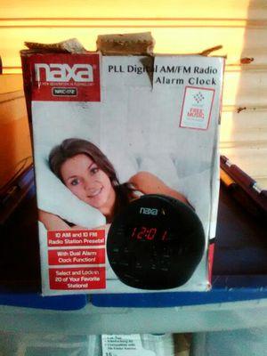 Alarm clock for Sale in Hampton, VA