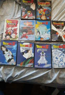 Dragonball Z DVDs for Sale in Rialto,  CA