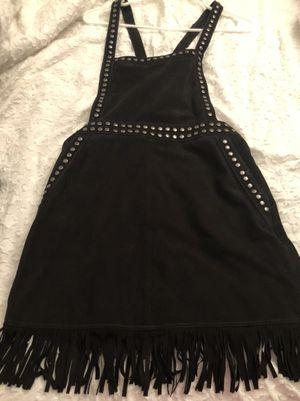 Real Suede dress for Sale in Arlington, VA
