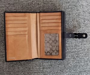 Coach Bifold Wallet for Sale in Gastonia, NC