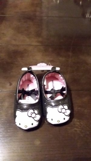Baby hello kitty shoes for Sale in Commerce, CA