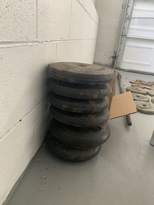 Assorted Weights and Barbells for Sale in Marietta, GA