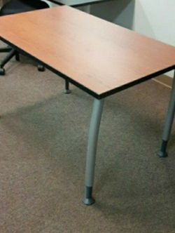 "Cherry Desk/ Table 48""×30"" for Sale in Tigard,  OR"