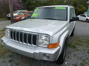 2007 Jeep Commander for Sale in Newton, NC