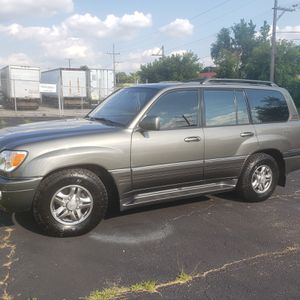 02 lexus lx470 for Sale in Hillside, IL