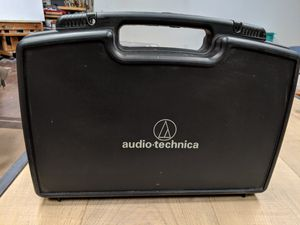 Audio Technica pro series 5 UHF wireless system for Sale in Peoria, AZ