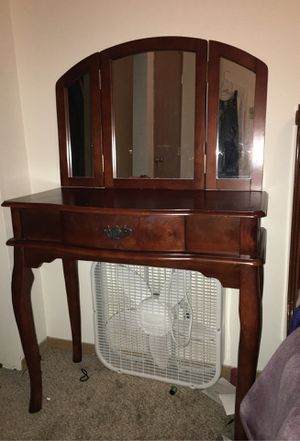 Wooden Vanity for Sale in Tumwater, WA