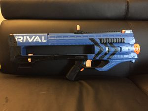 Rival Nerf Gun with Magazines & Ammo for Sale in Clearwater, FL