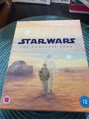 Star Wars Blu-ray's for Sale in Jacksonville, FL