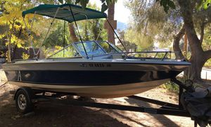 fishing/fun boat 17ft invader 1987 for Sale in Glendale, CA