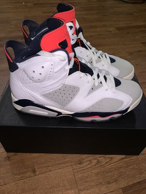 AIR JORDAN RETRO 6 (GATORADE) SIZE 11 $75.00 IN EXCELLENT CONDITION) (WILL DELIVER FOR $80.00) for Sale in Brooklyn, NY