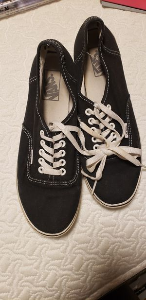 Black Van's size 10 women for Sale in Eagle Point, OR