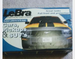 Le Bra 2002-2005 Honda Civic SI Custom Front End Cover 55857-01 for Sale in West Sacramento, CA