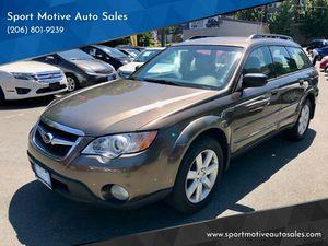 2008 Subaru Outback for Sale in Seattle, WA