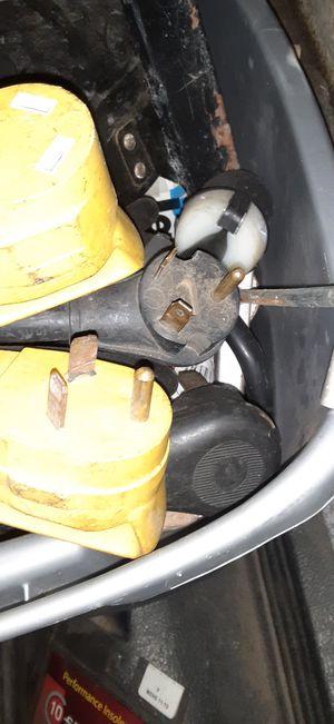 Plugs/adapters different types for RVs & Generators & JOBSITES for Sale in Manteca, CA