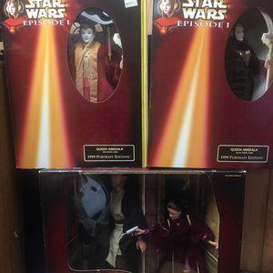 Star Wars Episode 1 3 Lot for Sale in San Jose, CA