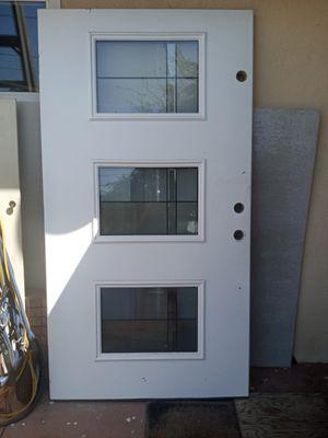 Heavy duty insulated front door for Sale in El Monte, CA