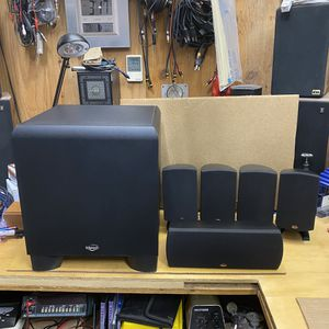 Klipsch 5.1 Speaker System for Sale in Los Angeles, CA