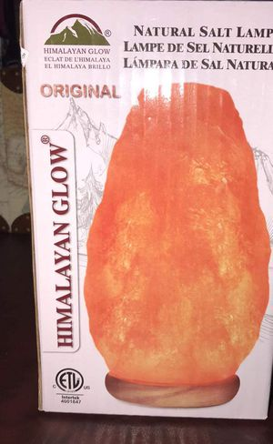 Himalayan Glow Lamp for Sale in Fort Pierce, FL