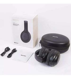 Besdio Noise Cancelling Bluetooth Wireless Headphones with Microphone/Deep Bass for Sale in Nashville, TN