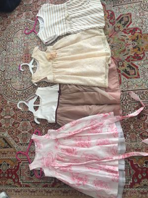 Fancy 3t girls dresses bundle for Sale in Fairfax, VA