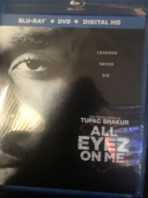All eyes on me digital code for Sale in Covina, CA