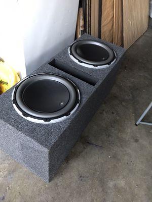 Jl audio w6 for Sale in Gresham, OR