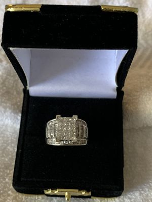 His&Hers Wedding/Engagement Rings Set for Sale in Columbus, OH