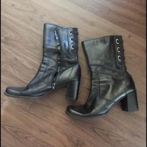Leather Boots for Sale in Raleigh, NC