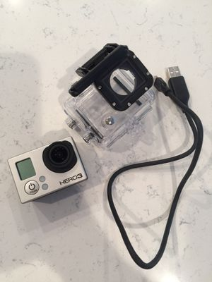 GoPro Hero3 (includes case and cord) for Sale in Davidson, NC