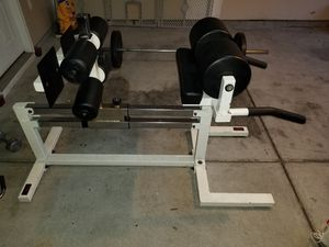 GHD (glute-ham developer) Workout Equipment for Sale in Hopkins, SC