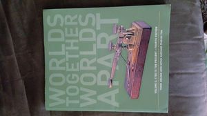 Worlds together worlds apart college text book *New* for Sale in Dunwoody, GA