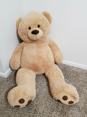 Giant Stuffed Teddy Bear for Sale in Irvine, CA