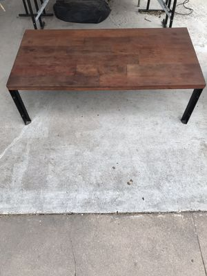 Beautiful west elm coffee table for Sale in Austin, TX