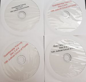 Guardianship training Disc's for Sale in Winter Haven, FL