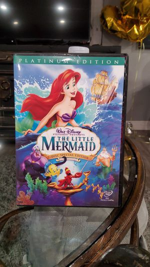 The little mermaid for Sale in Los Angeles, CA