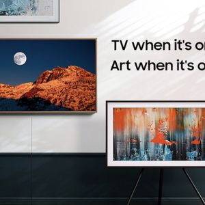 Samsung Frame 55 Inch 4K Smart TV for Sale in Park Ridge, IL