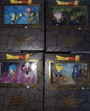 Dragon ball z figures for Sale in Sulphur, LA