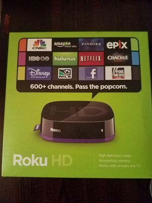 Roku HD for Sale in Fort Irwin, CA