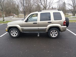 2007 Jeep Liberty limited 4x4 for Sale in Shelbyville, IN